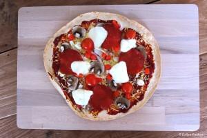 Wrap pizza 2
