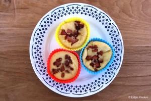 Pannenkoekmuffins