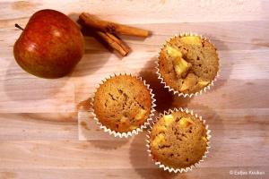 Appelkaneel Muffins