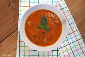 Tomatensoep van Geert