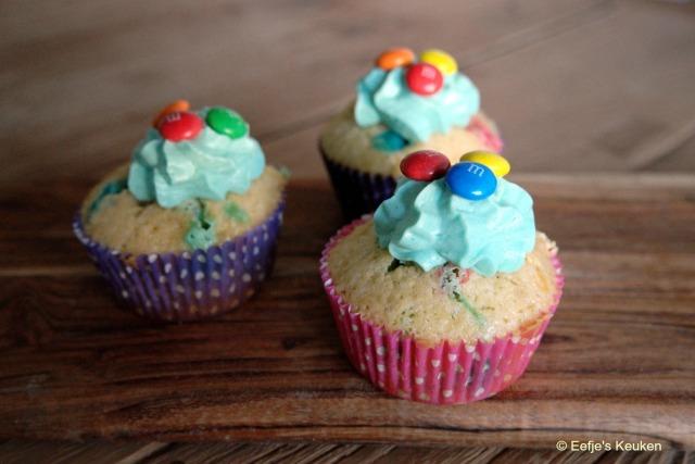 Confetti Cupcakes